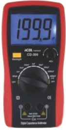 CAPACÍMETRO DIGITAL CD 300 - ICEL